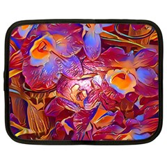 Floral Artstudio 1216 Plastic Flowers Netbook Case (large)
