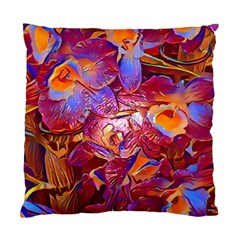 Floral Artstudio 1216 Plastic Flowers Standard Cushion Case (one Side)