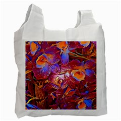 Floral Artstudio 1216 Plastic Flowers Recycle Bag (one Side)