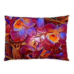 Floral Artstudio 1216 Plastic Flowers Pillow Case (two Sides)