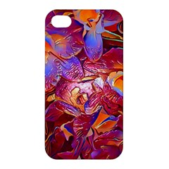 Floral Artstudio 1216 Plastic Flowers Apple Iphone 4/4s Hardshell Case