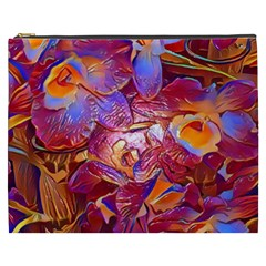 Floral Artstudio 1216 Plastic Flowers Cosmetic Bag (xxxl)