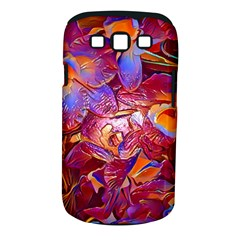 Floral Artstudio 1216 Plastic Flowers Samsung Galaxy S Iii Classic Hardshell Case (pc+silicone)