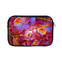 Floral Artstudio 1216 Plastic Flowers Apple Ipad Mini Zipper Cases