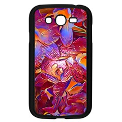Floral Artstudio 1216 Plastic Flowers Samsung Galaxy Grand Duos I9082 Case (black)