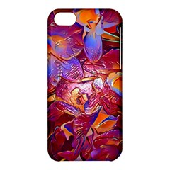 Floral Artstudio 1216 Plastic Flowers Apple Iphone 5c Hardshell Case