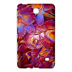 Floral Artstudio 1216 Plastic Flowers Samsung Galaxy Tab 4 (7 ) Hardshell Case