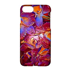 Floral Artstudio 1216 Plastic Flowers Apple Iphone 7 Hardshell Case
