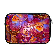 Floral Artstudio 1216 Plastic Flowers Apple Macbook Pro 17  Zipper Case