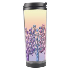 Magical Hill Travel Tumbler by Valentinaart