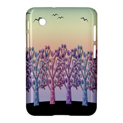 Magical Hill Samsung Galaxy Tab 2 (7 ) P3100 Hardshell Case  by Valentinaart