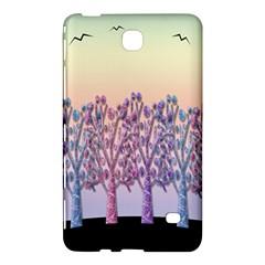 Magical Hill Samsung Galaxy Tab 4 (8 ) Hardshell Case  by Valentinaart