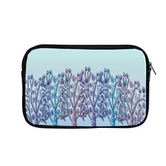 Blue Magical Hill Apple Macbook Pro 13  Zipper Case by Valentinaart