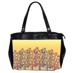 Magical Sunset Office Handbags (2 Sides)  by Valentinaart