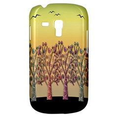 Magical Sunset Galaxy S3 Mini by Valentinaart