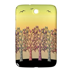 Magical Sunset Samsung Galaxy Note 8 0 N5100 Hardshell Case  by Valentinaart