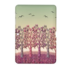 Magical Landscape Samsung Galaxy Tab 2 (10 1 ) P5100 Hardshell Case  by Valentinaart