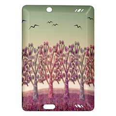Magical Landscape Amazon Kindle Fire Hd (2013) Hardshell Case by Valentinaart