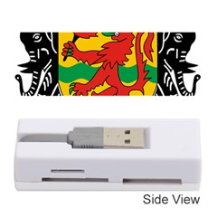 Coat Of Arms Of The Republic Of The Congo Memory Card Reader (stick)  by abbeyz71