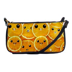 Cute Orange  Shoulder Clutch Bags by Brittlevirginclothing