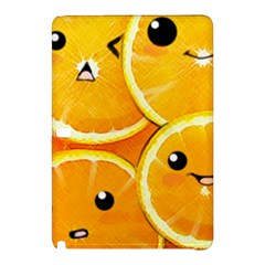 Cute Orange  Samsung Galaxy Tab Pro 10 1 Hardshell Case by Brittlevirginclothing