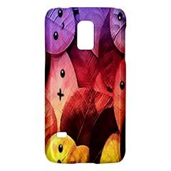 Cute Leaves Galaxy S5 Mini