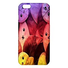 Cute Leaves Iphone 6 Plus/6s Plus Tpu Case by Brittlevirginclothing