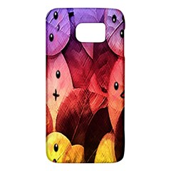 Cute Leaves Galaxy S6 by Brittlevirginclothing