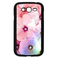 Rainbow Flower Samsung Galaxy Grand Duos I9082 Case (black) by Brittlevirginclothing