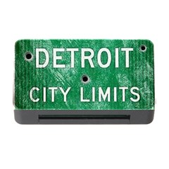 Detroit City Limits Memory Card Reader With Cf by DetroitCityLimits