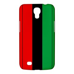 Kwanzaa Colors African American Red Black Green  Samsung Galaxy Mega 6 3  I9200 Hardshell Case by yoursparklingshop