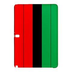 Kwanzaa Colors African American Red Black Green  Samsung Galaxy Tab Pro 12 2 Hardshell Case by yoursparklingshop