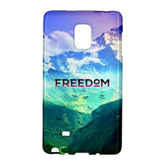 Freedom Galaxy Note Edge by Brittlevirginclothing