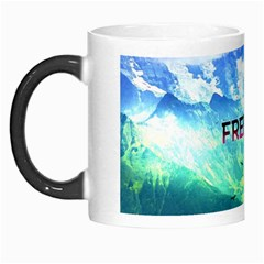 Freedom Morph Mugs by Brittlevirginclothing