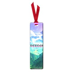 Freedom Small Book Marks by Brittlevirginclothing