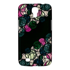 Green And Pink Bubbles Samsung Galaxy Mega 6 3  I9200 Hardshell Case