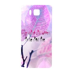 Magic Leaves Samsung Galaxy Alpha Hardshell Back Case by Brittlevirginclothing