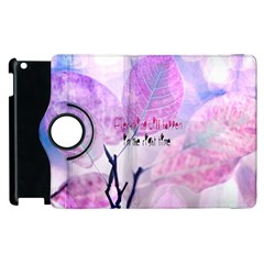 Magic Leaves Apple Ipad 3/4 Flip 360 Case by Brittlevirginclothing