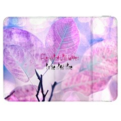 Magic Leaves Samsung Galaxy Tab 7  P1000 Flip Case by Brittlevirginclothing