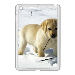 4 Puppy Yl Apple iPad Mini Case (White) by TailWags