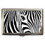 Animal Cute Pattern Art Zebra Cigarette Money Cases