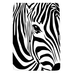 Animal Cute Pattern Art Zebra Flap Covers (s)