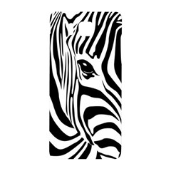 Animal Cute Pattern Art Zebra Samsung Galaxy Alpha Hardshell Back Case