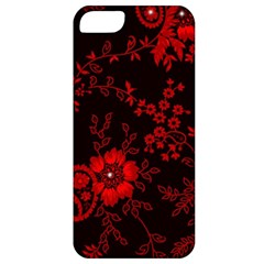 Small Red Roses Apple Iphone 5 Classic Hardshell Case