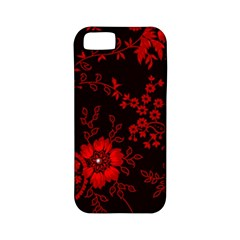 Small Red Roses Apple Iphone 5 Classic Hardshell Case (pc+silicone) by Brittlevirginclothing