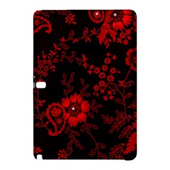 Small Red Roses Samsung Galaxy Tab Pro 10 1 Hardshell Case by Brittlevirginclothing