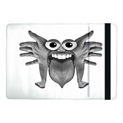 Body Part Monster Illustration Samsung Galaxy Tab Pro 10 1  Flip Case by dflcprints