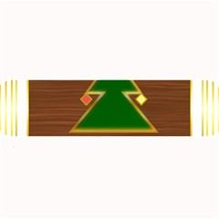 Art Deco Holiday Card Large Bar Mats