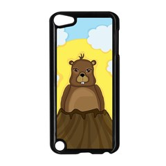 Groundhog Day  Apple Ipod Touch 5 Case (black) by Valentinaart