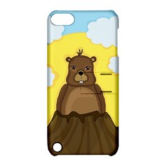 Groundhog Day  Apple Ipod Touch 5 Hardshell Case With Stand by Valentinaart